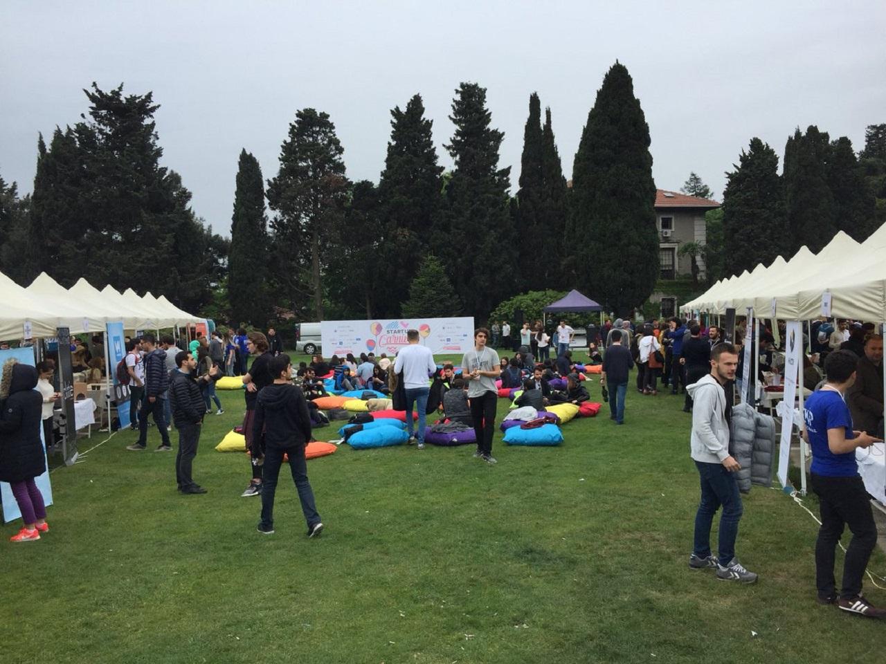 Photo of Girişimcilik Dünyasının Önemli Etkinliklerinden Startup Carnival 2018 Gerçekleşti!