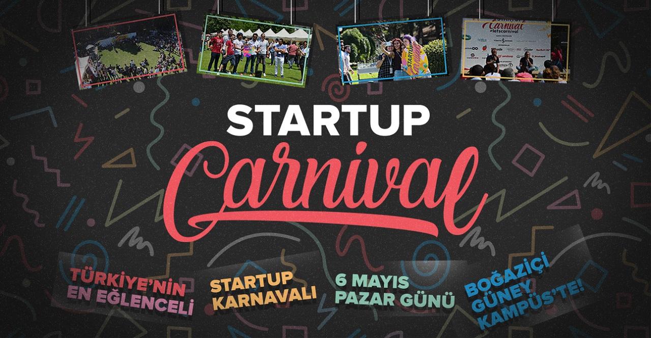 Photo of Startup Carnival'de 6 Mayıs'ta, Girişimcilik Dünyası ile Buluş!