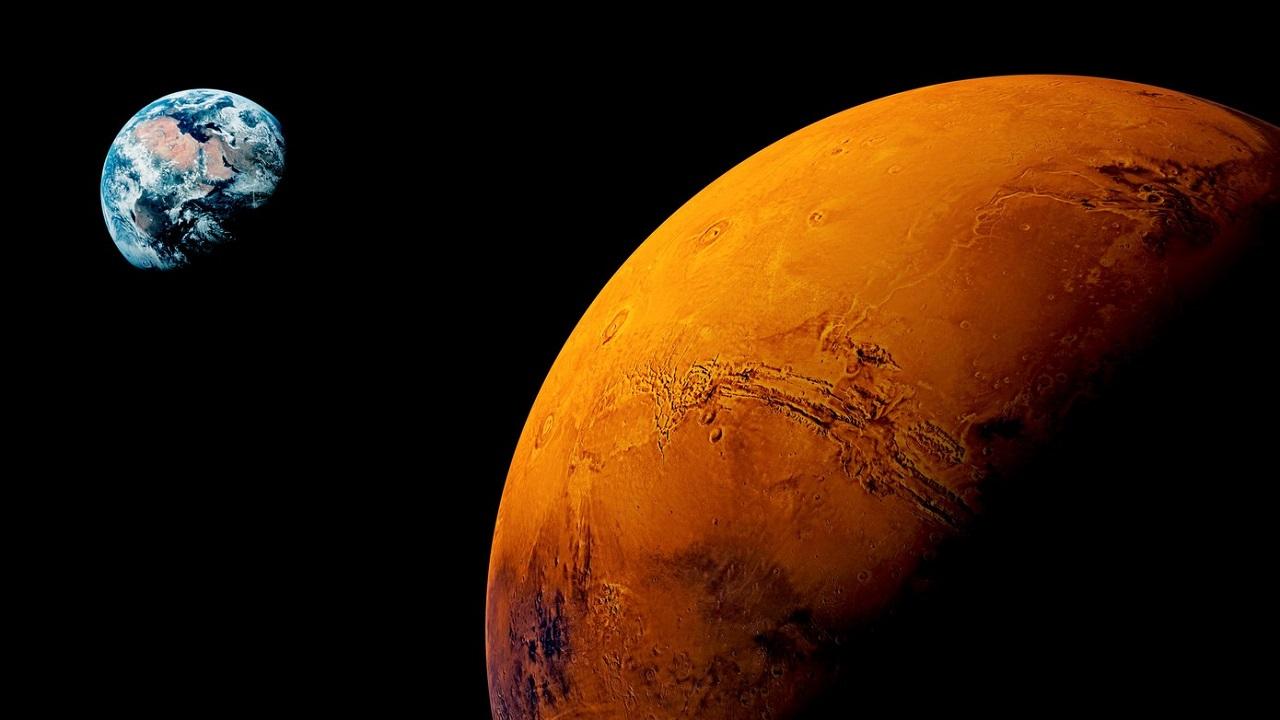 Photo of Yoksa Dünya Birgün Mars'a Mı Dönüşecek?