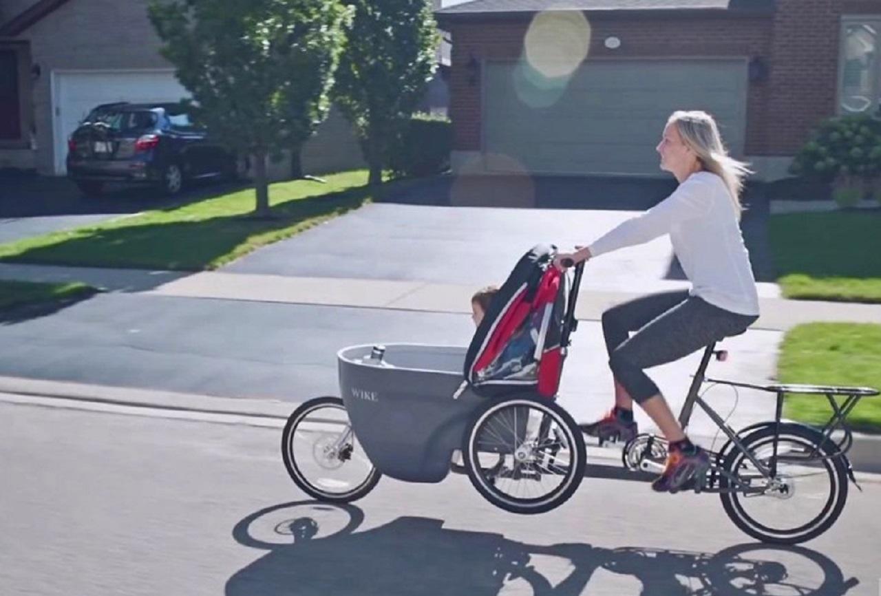 Photo of Bebek Arabaları Artık Bisiklete Dönüşüyor!