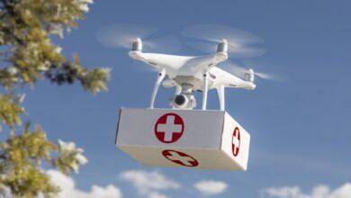 Photo of Koronavirüs Sürecinde Sağlık Sektöründe Dronelar Kullanılıyor!