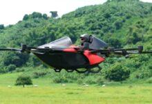 Photo of Çizgi Filmlerde Gördüğümüz Uçan Araba Gerçek Oldu!