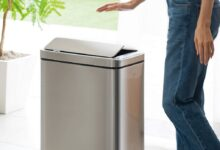 Photo of Hijyen için Sensörlü Çöp Kutusu Kullanılacak!