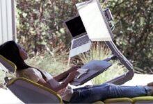 Photo of Çalışanlar Portatif Ofislerde Uzanarak İş Yapabilecek!