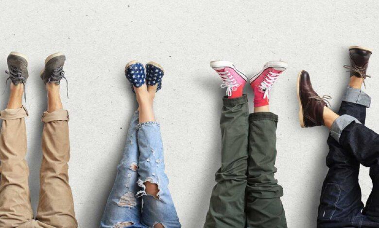 farkli modellere donusebilen akilli ayakkabi