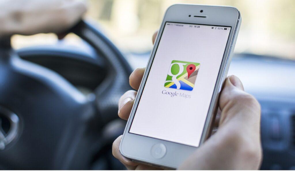seyahat google haritalar moblobi