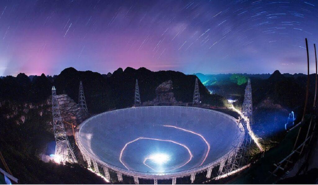 dunyanin en buyuk teleskobu moblobi