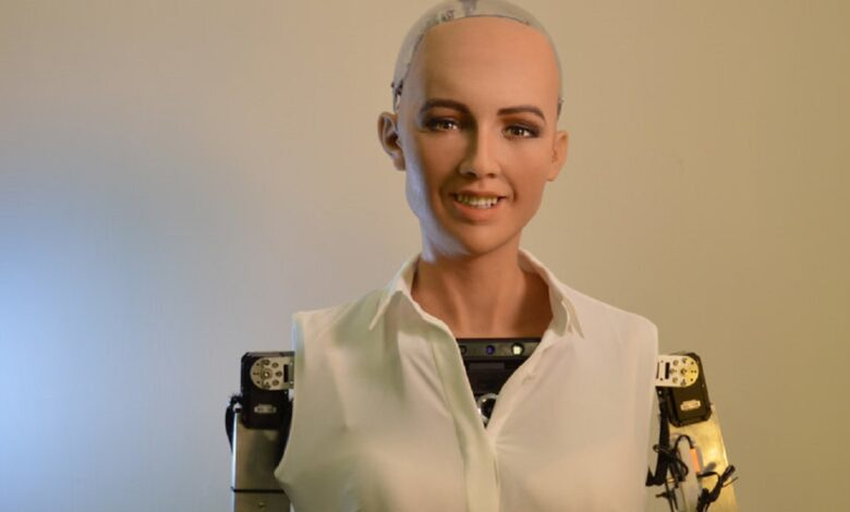 dunyanin ilk robot insan vatandasi