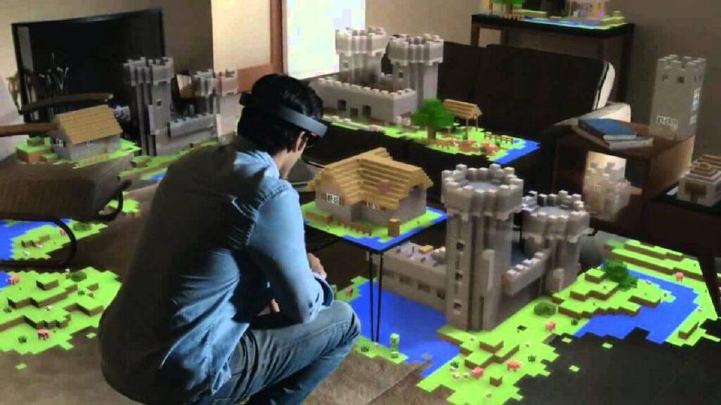 artirilmis gerceklik teknolojisi oyun moblobi