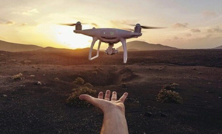 bir drone tarafindan gozetleniyor olabilir misiniz