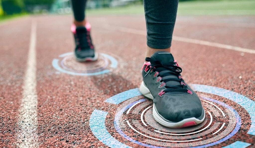 dijital akilli ayakkabi moblobi