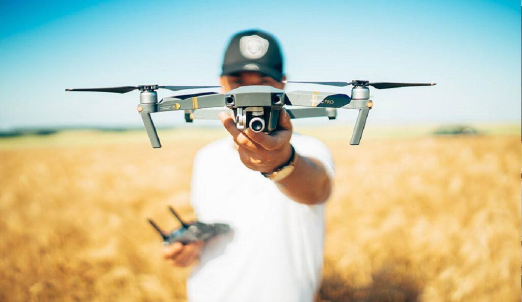 drone gozetleme moblobi